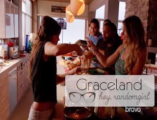 Graceland - Hey, Random Girl