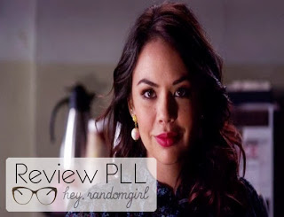 Pretty Little Liars (4x08) - Mona