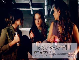 Emily, Aria, Spencer