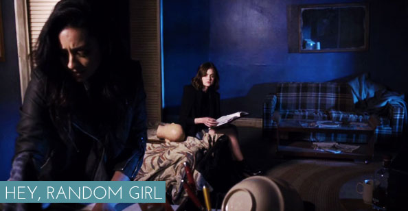 Pretty Little Liars - Resenha - Emily e Aria