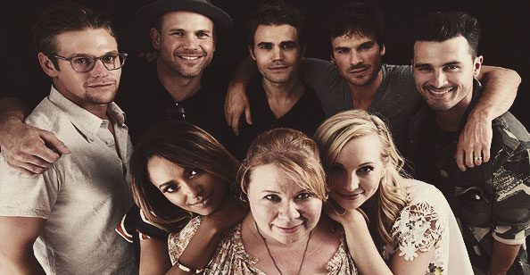 The Vampire Diaries - Comic-Con