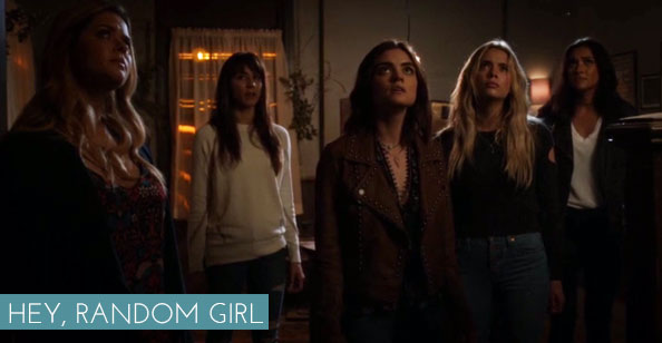 Pretty Little Liars - Resenha