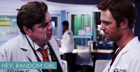 Resenha Chicago Med - Will e Charles