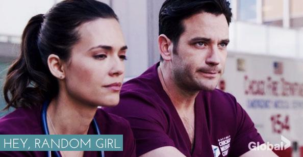 Resenha Chicago Med - Natalie e Connor