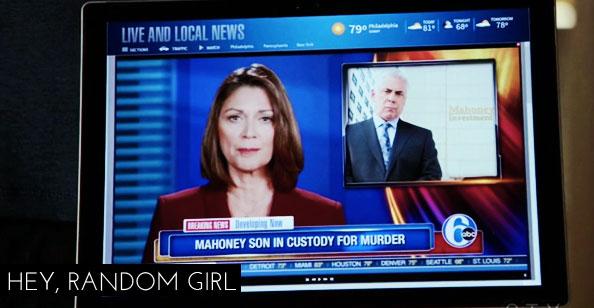 Resenha Murder - Mahoney