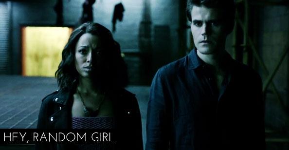 Resenha TVD - Bonnie e Stefan