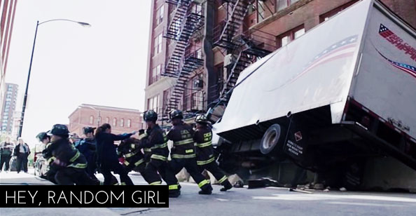 Chicago Fire 5x06 - grupo