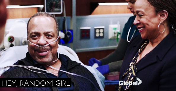 Resenha Chicago Med - Sharon e Reggie