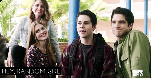 Resenha Teen Wolf - Scott e Cia.