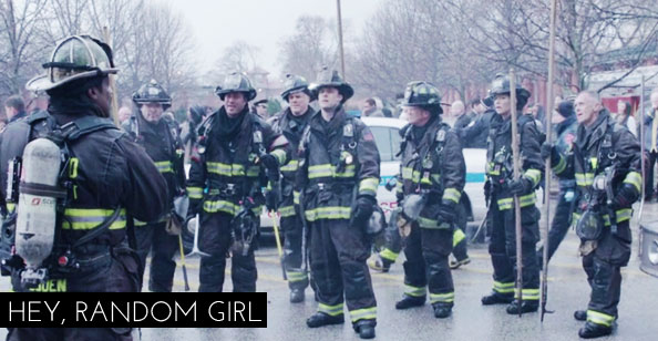 Resenha Chicago Fire - grupo