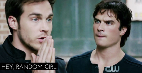 Resenha The Vampire Diaries - Kai e Damon