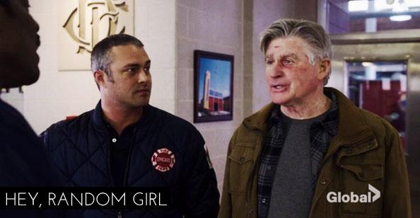 Resenha Chicago Fire - Benny e Severide