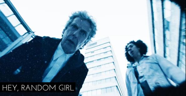 Resenha Doctor Who - Doctor e Bill