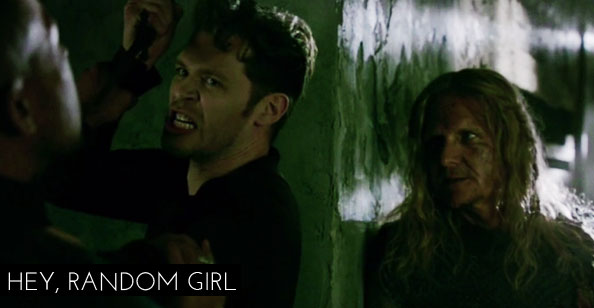 Resenha The Originals - Klaus