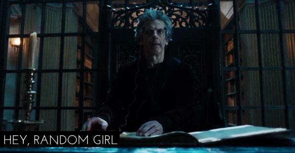 Resenha Doctor Who - 12º