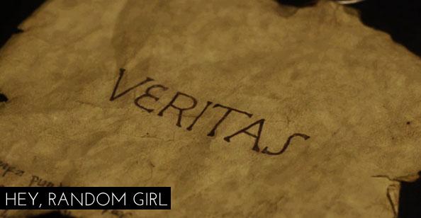 Resenha Doctor Who - Veritas