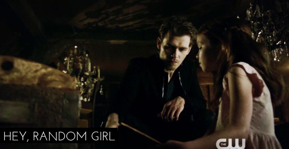 Resenha The Originals - Klaus e Hope