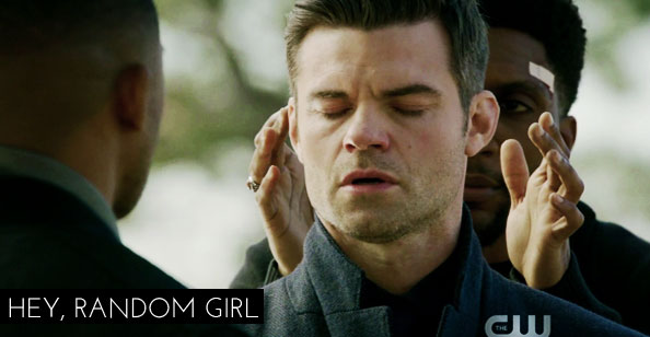 Resenha The Originals - Elijah