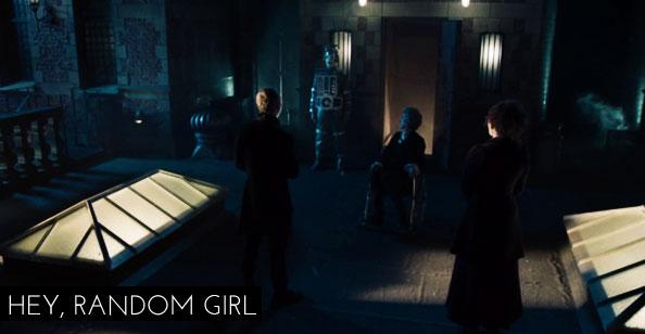 Resenha Doctor Who - grupo