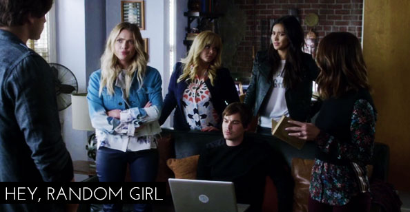Resenha Pretty Little Liars - Liars