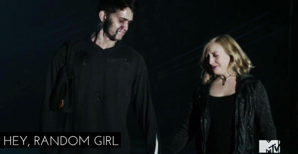 Resenha Teen Wolf - Brett e Lori