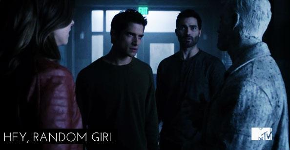 Resenha Teen Wolf - Derek e Scott