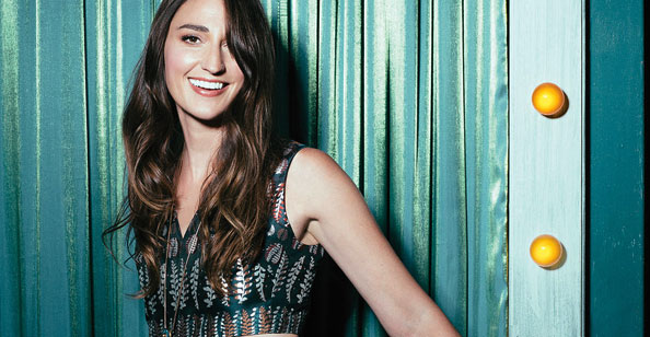 Sara Bareilles - Billboard Photoshoot