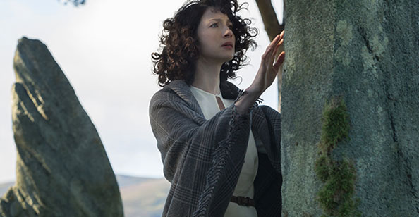 Claire Fraser - Craigh na Dun