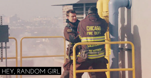 Chicago Fire 6x11 - Severide e Casey