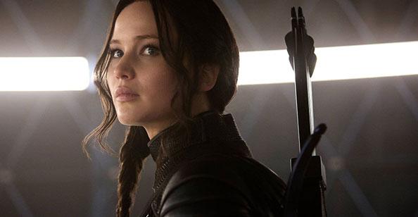 Representatividade - Katniss