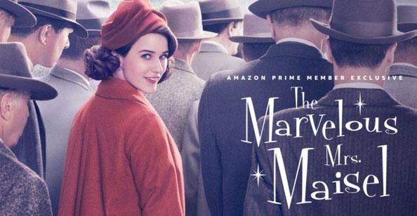 The Marvelous Mrs. Maisel Pôster