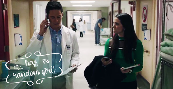 The Bold Type 2x03 - Jane e Ben