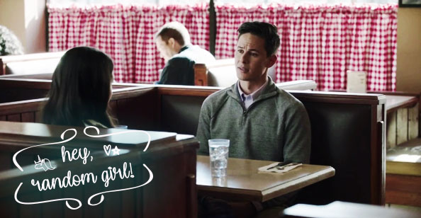 The Bold Type 2x04 - Jane e Ben