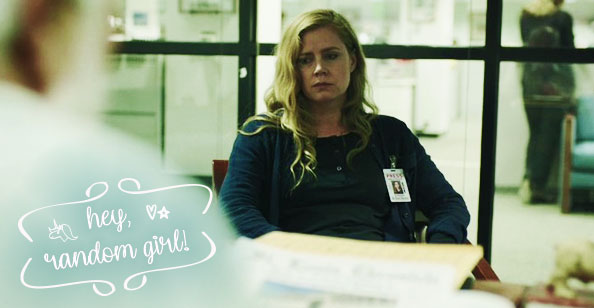 Sharp Objects - 1X01 - Camille