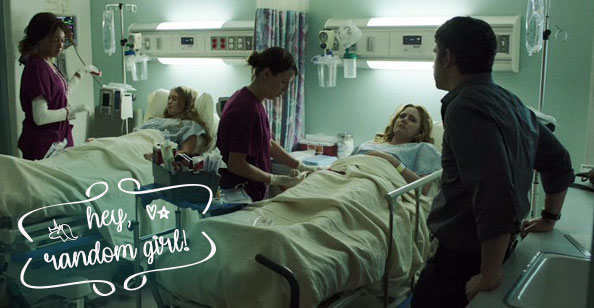 Sharp Objects 1x08 - Camille e Amma