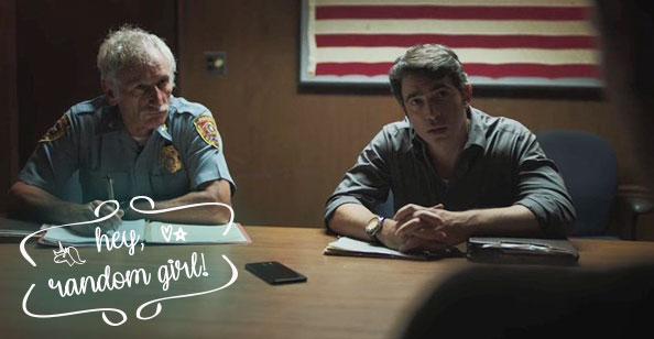 Sharp Objects 1x08 - interrogatório
