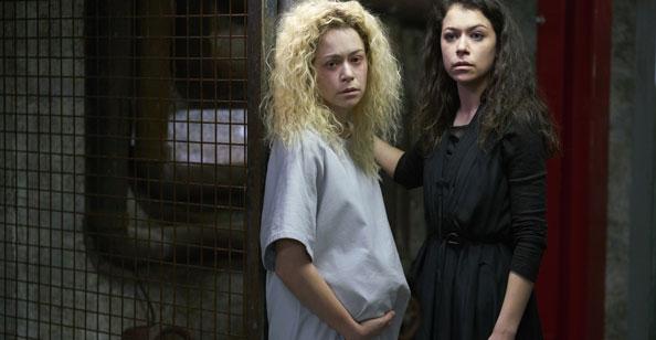 Orphan Black - Sarah e Helena