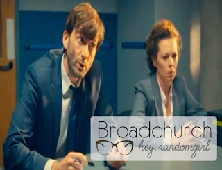 Broadchurch Alec e Ellie