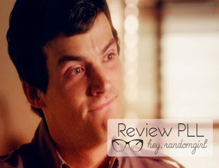 Pretty Little Liars (4x10) - Ezra