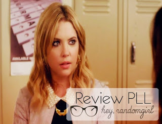 Pretty Little Liars (4x10) - Hanna
