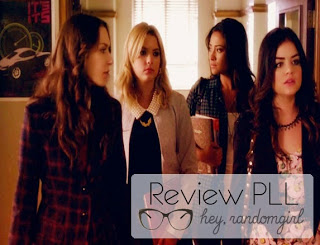 Pretty Little Liars (4x10) - liars quarteto
