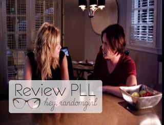 Pretty Little Liars (4x08) - Hanna e Caleb