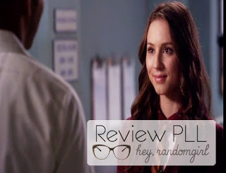 Pretty Little Liars (4x08) - Spencer