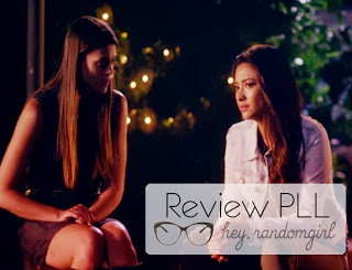 Pretty Little Liars (4x09) - Emily e Paige