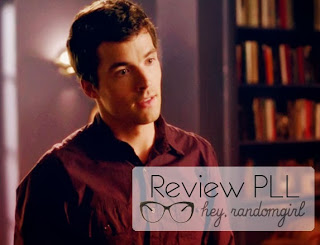 Pretty Little Liars (4x09) - Ezra