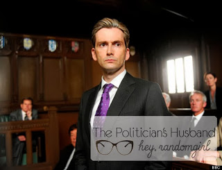 The Politician's Husband Aiden