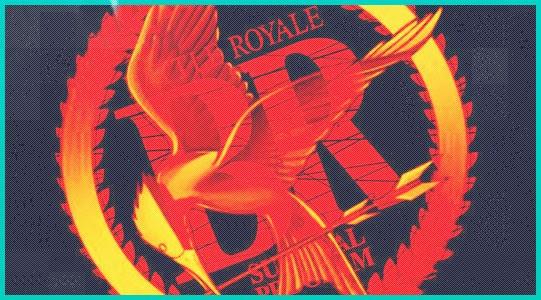 Battle Royale vs. Jogos Vorazes