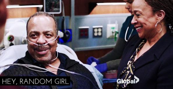 Resenha Chicago Med - Sharon e Reggie