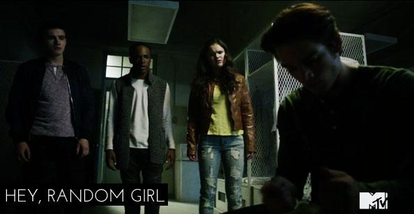 Resenha Teen Wolf - Liam e Cia.