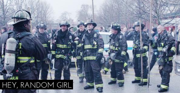 Resenha Chicago Fire - grupo